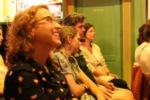 Torpedo Theater publiek!